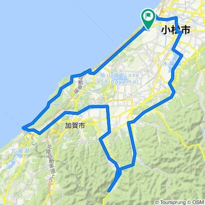 日本遺産・加賀四湯いでゆルート