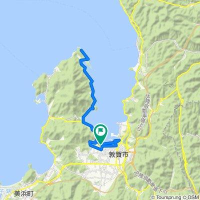 敦賀立石コース