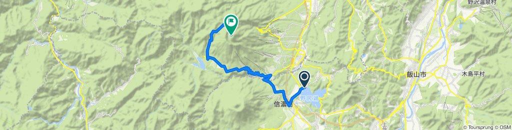 シートゥーサミット妙高・野尻湖ルート