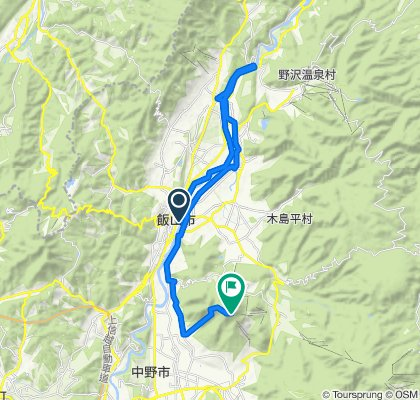 シートゥーサミット千曲川・高社山ルート