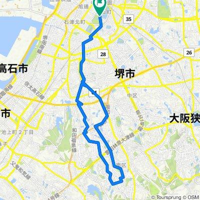 石津川・和田川コース