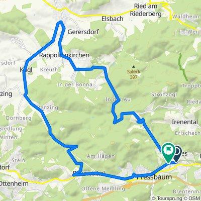 Sieghartskirchen - Tour