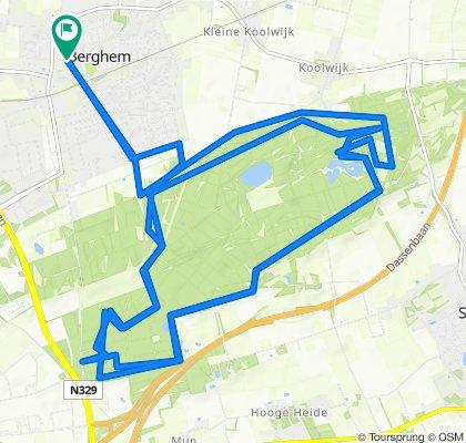 Sint Willibrordusstraat 41A, Berghem to Sint Willibrordusstraat 39, Berghem