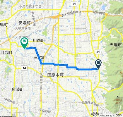 太子道ルート(C10)
