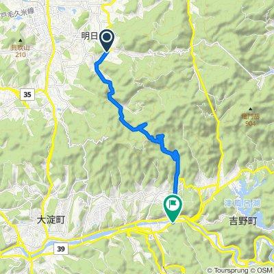 芋ヶ峠ルート(T5)