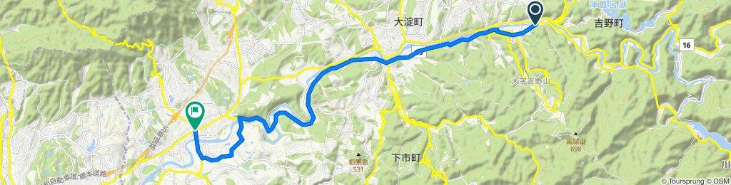 吉野川ルート(T12)