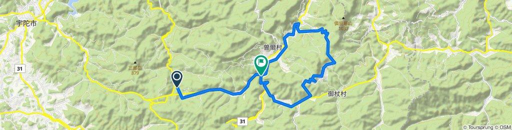 曽爾高原ルート(T14)