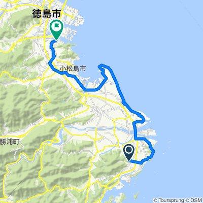 一般県道阿南徳島自転車道線