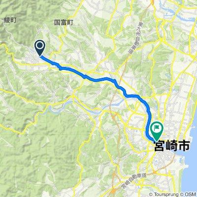 一般県道綾宮崎自転車道線(大淀川自転車道)
