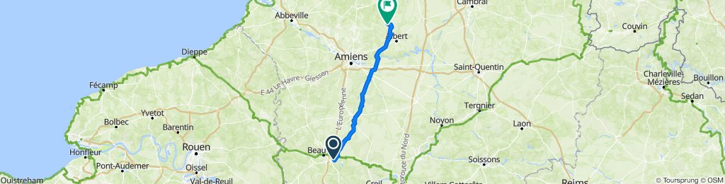 Lille J2 - Beauvais - Mailly-Maillet
