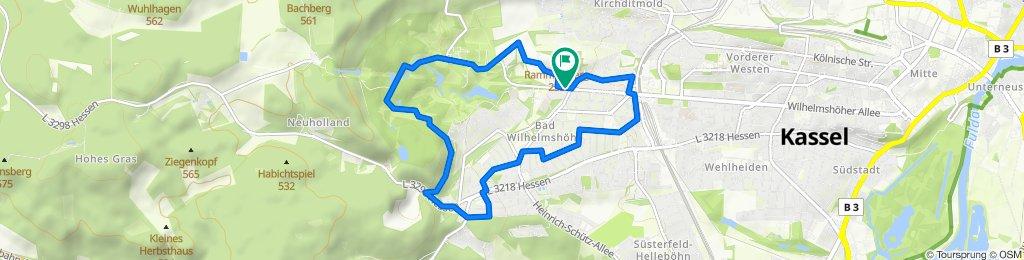 10k Runde Kassel