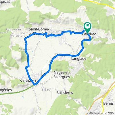 Cyclotour Vaunage