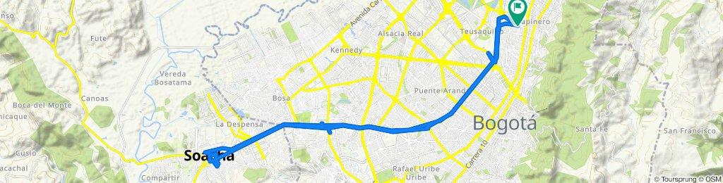 ruta mi preciosa