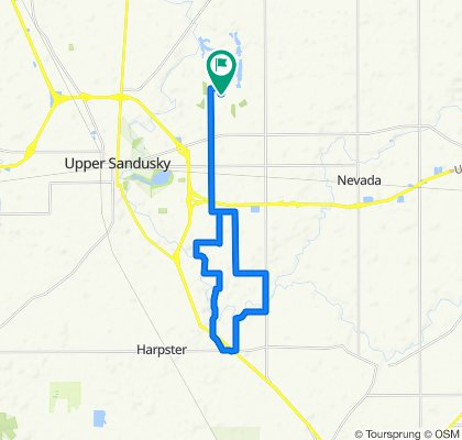 Easy ride in Upper Sandusky