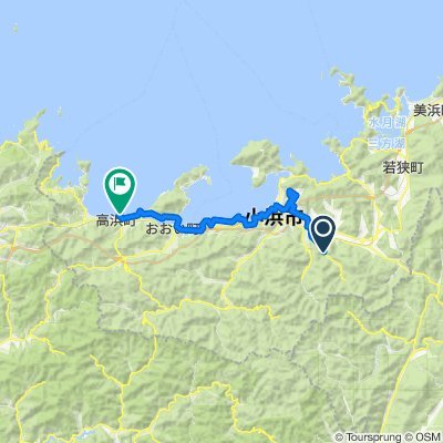一般県道小浜大飯高浜自転車道線