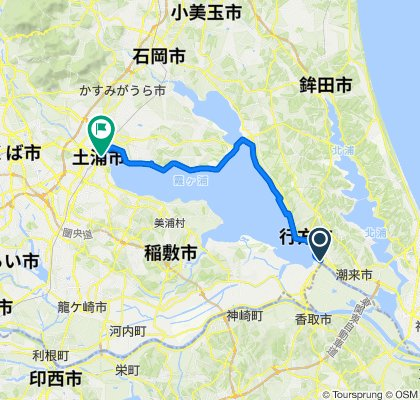 一般県道潮来土浦自転車道線(霞ヶ浦自転車道)