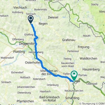 Zachenberg - Passau