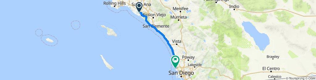 Ventura to SD Day 3