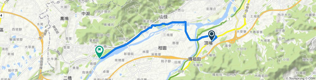 頂埔站-龍窯橋_20200310