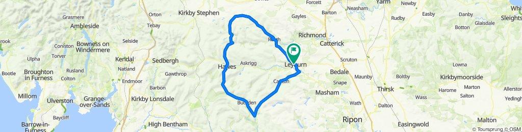 UK Rides #4 - Yorkshire Dales Loop