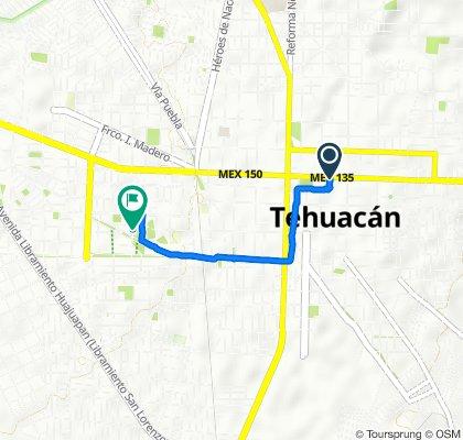 De Agustín A. Cacho 57, Tehuacán a Pto. Veracruz 25, Tehuacán