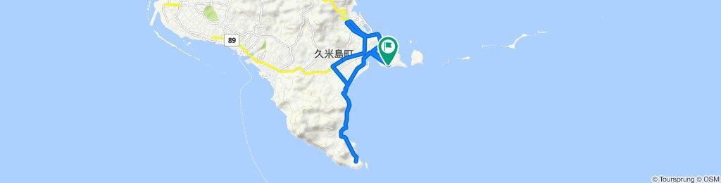 久米島コース
