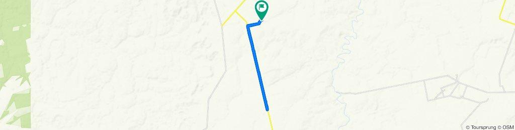 Passeio rápido em Tapurah