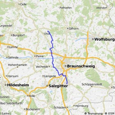 Wolfenbüttel Süd - Meinersen (Bei Gifhorn)