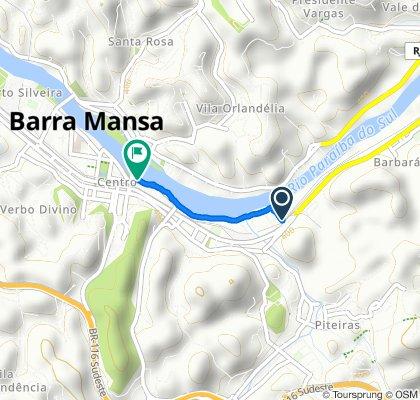 Totem 05 - Ponte dos Arcos - Barra Mansa
