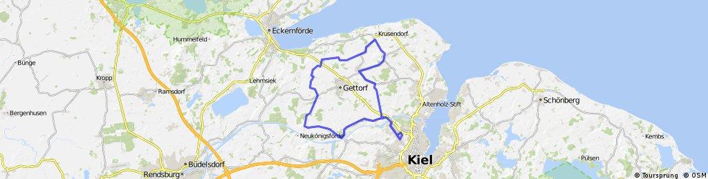 Guts-tour