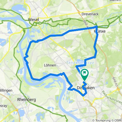 Dinslaken-Lippe-Rhein-Emscher-Dinslaken