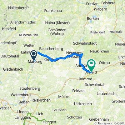 Radtour2020-Etappe-2