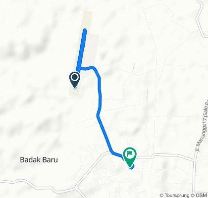 Unnamed Road, Muara Badak to Jalan Sultan Hasanuddin, Muara Badak