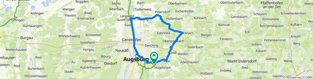 Friedberg-Weichenberg