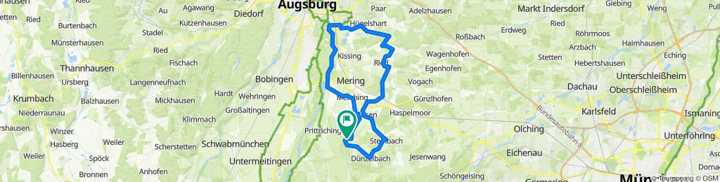 Egling an der Paar-Rohrbach