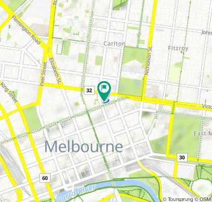 54-56 La Trobe Street, Melbourne to 68 La Trobe Street, Melbourne