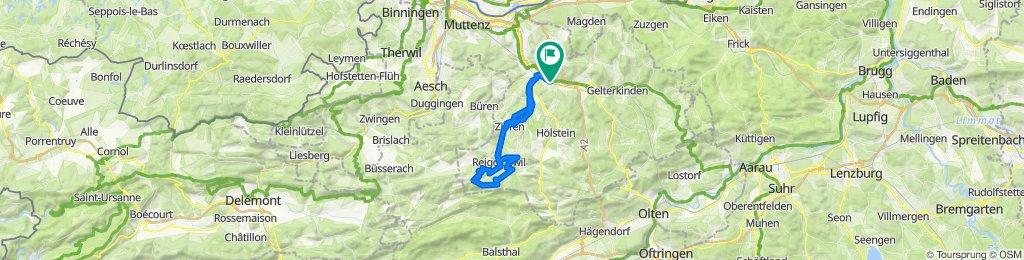 Ulmethöchi /Wasserfallen