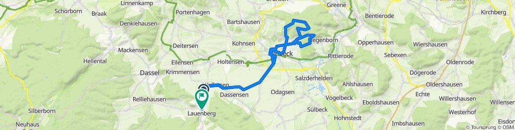 L580, Dassel nach Schlackenwiese 5, Dassel
