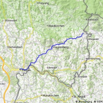 Breitenberg-Passau CLONED FROM ROUTE 377397