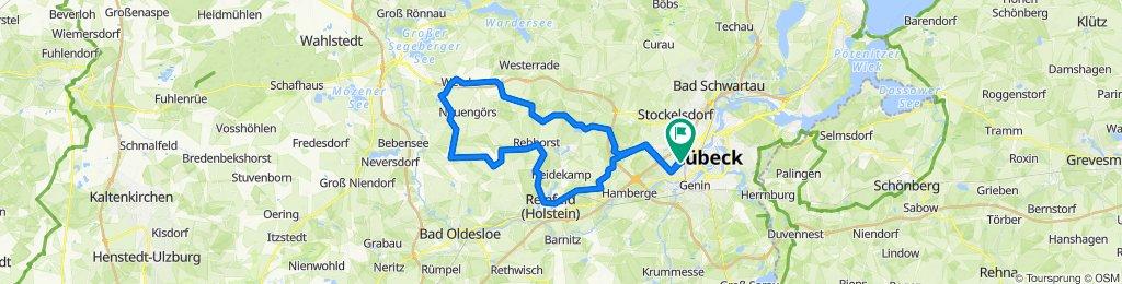 Sporttag durch Stormarn und Segeberg