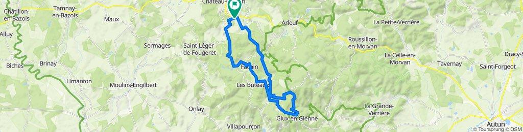 Precy - Source de l'Yonne