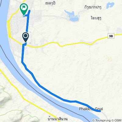 Unnamed Road, Savannakhét to Laos, Savannakhét