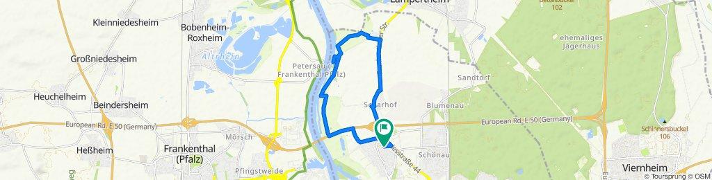 Auenradtour
