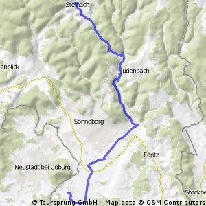 Steinachtalroute (Steinach-Heubisch)