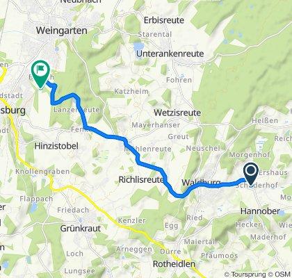 Demeter bis Ravensburg