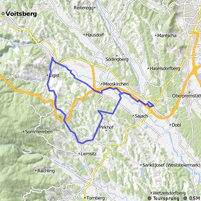 Lieboch-Ligist Hügelrunde