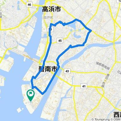 碧南周遊コース