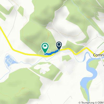 A85, Crieff to A85, Crieff