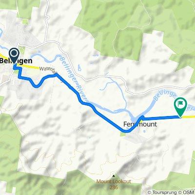 66 Waterfall Way, Bellingen to 537–575 Waterfall Way, Fernmount