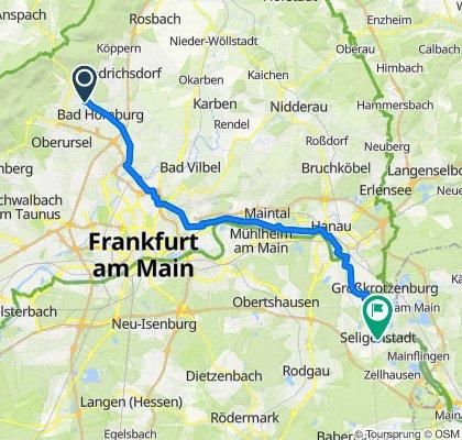 Bad Homburg - Seligenstadt